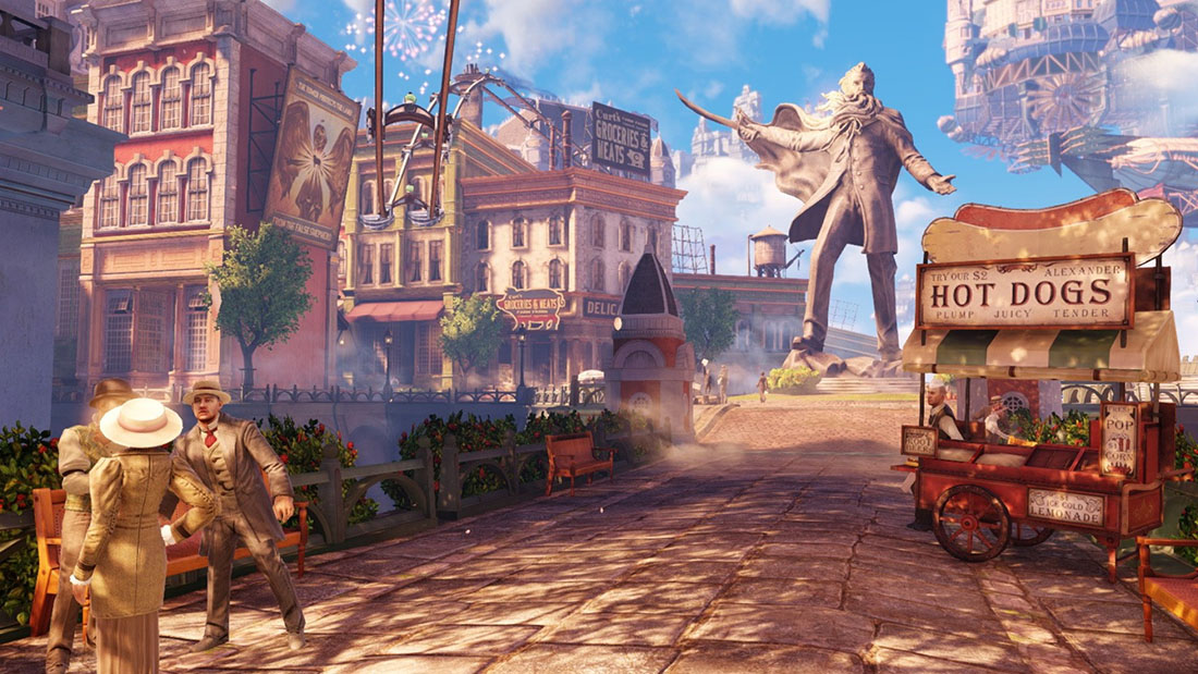 Bioshock Infinite Blind Squirrel Entertainment Inc