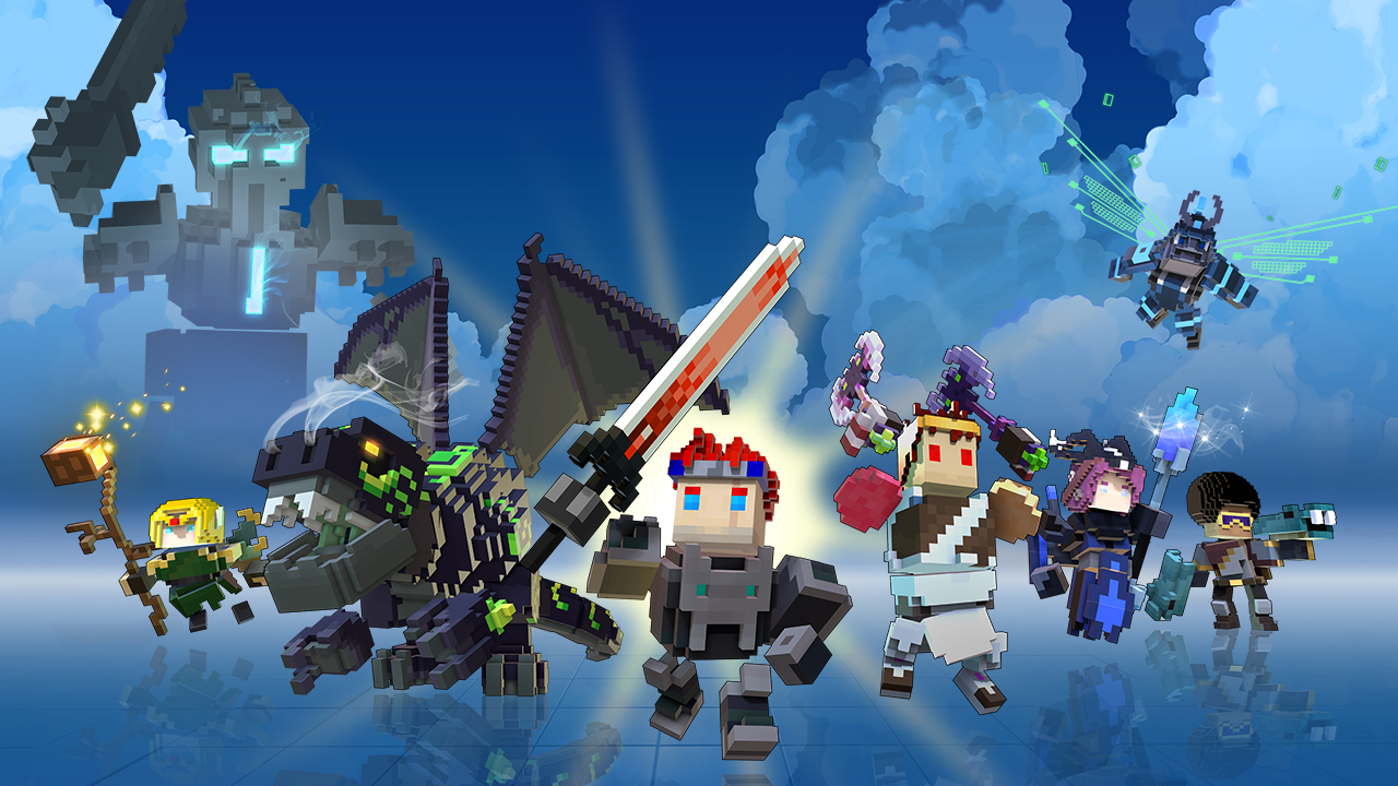 Blind Squirrel Working On Trove With Trion Worlds Inc.