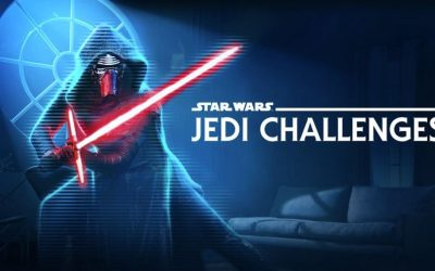 Star Wars: Jedi Challenges Now Available